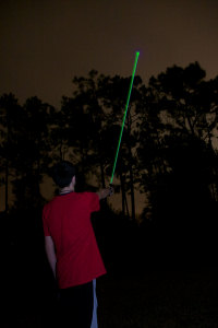 Laser Pointer Safety - FAQ for doubters