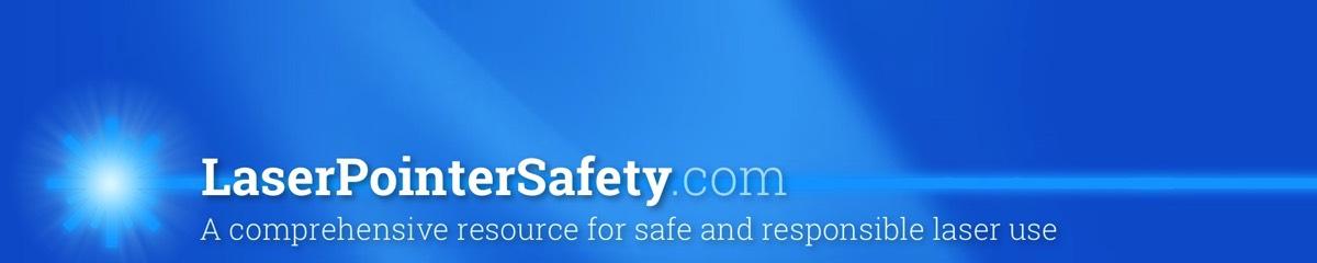Laser Pointer Safety - Laser hazard distance calculator