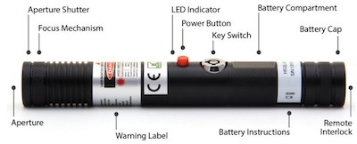 Class 4 Laser Pointer Safety Statistics Laws And